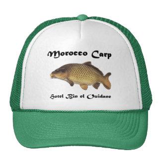 Gorra de la pesca de la carpa de Marruecos