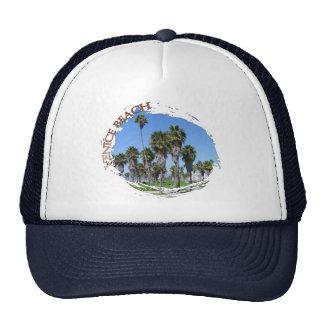 ¡Gorra de la playa de Venecia! Gorra