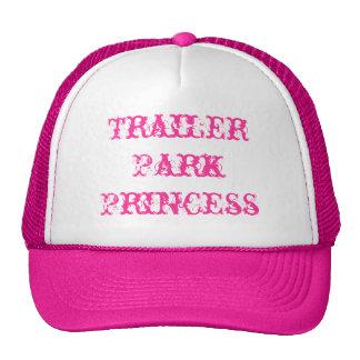 Gorra de la princesa de TrailerPark