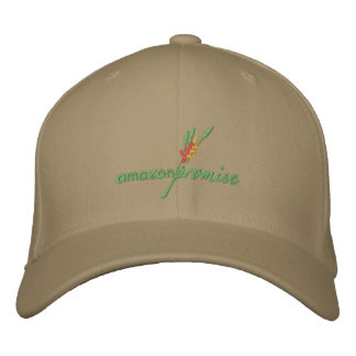 Gorra de la promesa del Amazonas Gorra De Beisbol Bordada