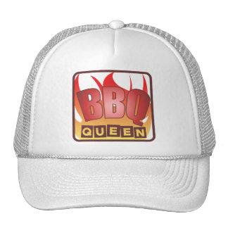 Gorra de la reina del Bbq