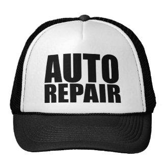 Gorra de la reparación auto de Oxygentees