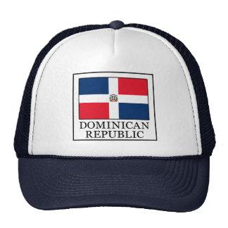 Gorra de la República Dominicana