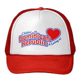 Gorra de la República Dominicana - elija el color