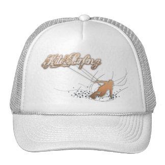 gorra de la resaca de la cometa