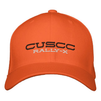 Gorra de la Reunión-x de CUSCC Gorra Bordada