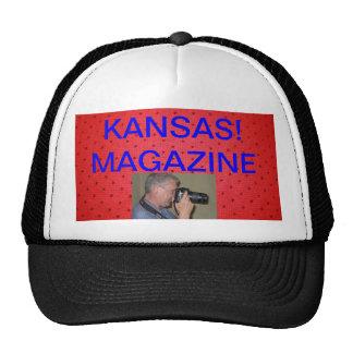 Gorra de la REVISTA de KANSAS