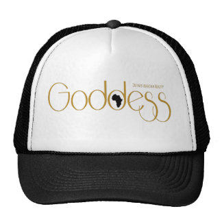 Gorra de la revista de la diosa