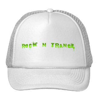 Gorra de la roca y del trance