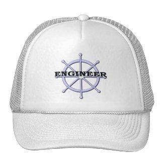 Gorra de la rueda de la nave del ingeniero