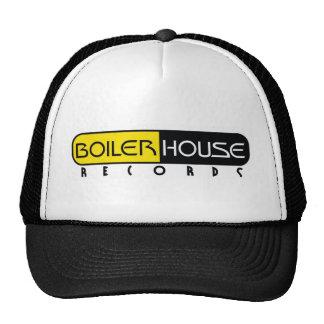 Gorra de la sala de calderas