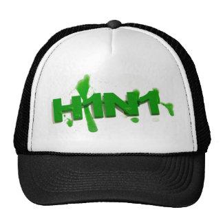 Gorra de la salpicadura del virus H1N1