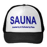 Gorra de la sauna