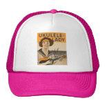 Gorra de la señora #2 del Ukulele