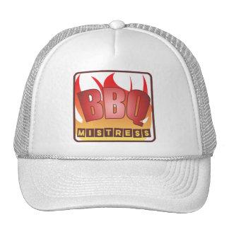 Gorra de la señora del Bbq