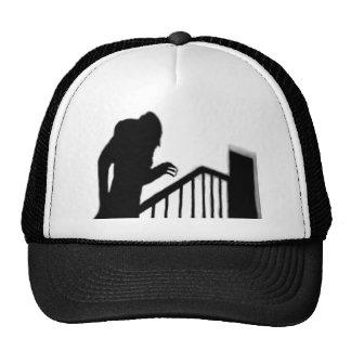 Gorra de la silueta de Nosferatu
