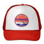 Gorra de la solidaridad