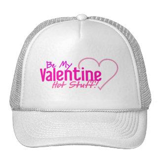 Gorra de la tarjeta del día de San Valentín
