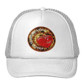 Gorra de la tarjeta del día de San Valentín 1 de S
