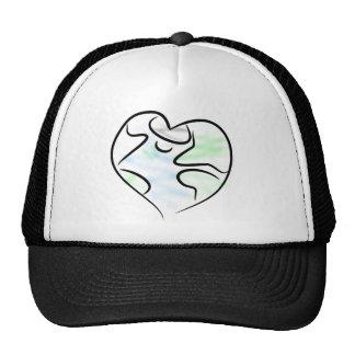 Gorra de la tierra del amor