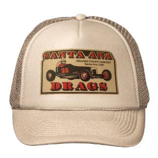 Gorra de la tira de la fricción de Santa Ana