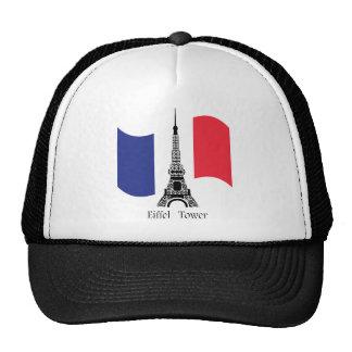 gorra de la torre Eiffel