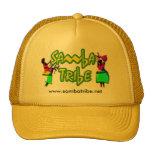 Gorra de la tribu de la samba