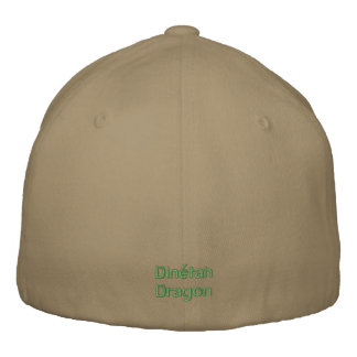 Gorra de la unidad de Ariel Vibria del dragón de D Gorra Bordada