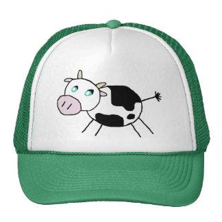 Gorra de la vaca del MOO