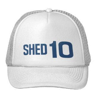 Gorra de la vertiente 10