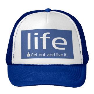 Gorra de la vida