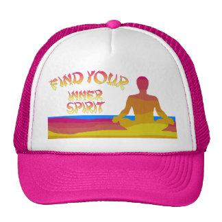 Gorra de la yoga