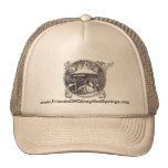 Gorra de las aguas termales de Gilroy - pozo del m