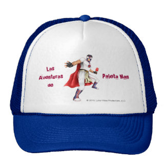 Gorra de Las Aventuras de Paleta Man