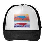 Gorra de las ballenas