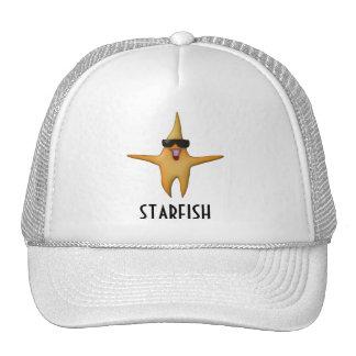 Gorra de las estrellas de mar