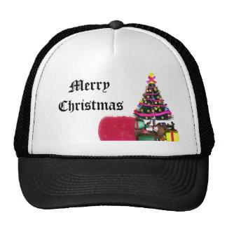 Gorra de las Felices Navidad