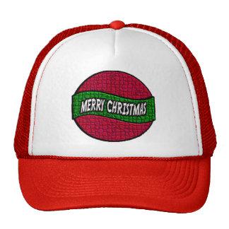 Gorra de las Felices Navidad 2