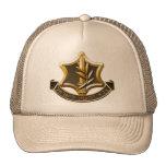 Gorra de las fuerzas de defensa de Israel