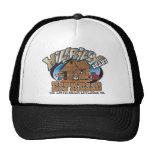 Gorra de las habas del Hillbilly