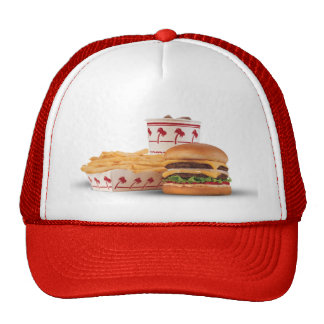 Gorra de las Hamburguesa-N-Fritadas