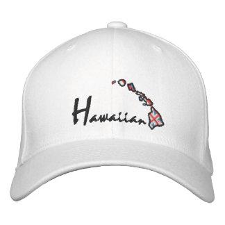 Gorra de las islas hawaianas gorra de béisbol bordada
