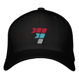 gorra de las lanas de Flexfit del fastfan™ Gorro Bordado