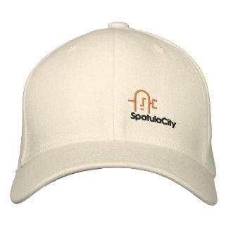 Gorra de las lanas de la ciudad de la espátula gorra bordada