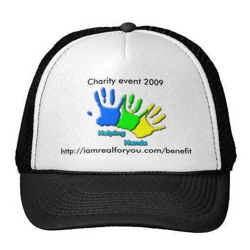 gorra de las manos amigas