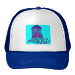 Gorra de las medusas de Santa Cruz