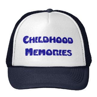 Gorra de las memorias de la niñez
