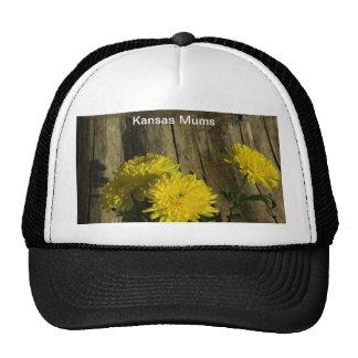 Gorra de las momias de Kansas con un cierre del to