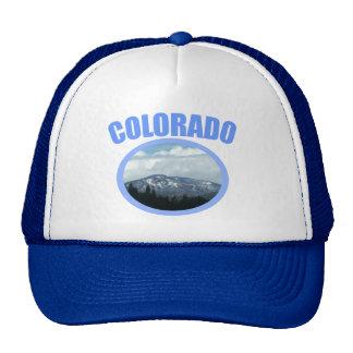 Gorra de las montañas de Colorado