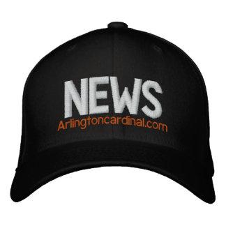 gorra de las NOTICIAS de Arlingtoncardinal com Gorra De Beisbol